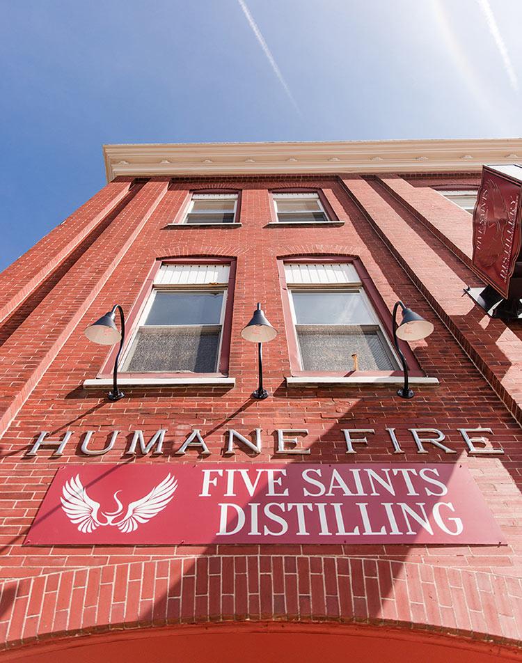 Five Saints Distilling   Philadelphia Micro-Distillery